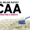 ¿Cuál es el mejor ratio de BCAAs?