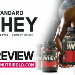 Gold Standard 100% Whey Protein de Optimum Nutrition - Review Nutribold
